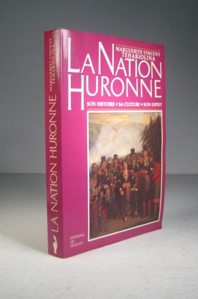 nation huronne
